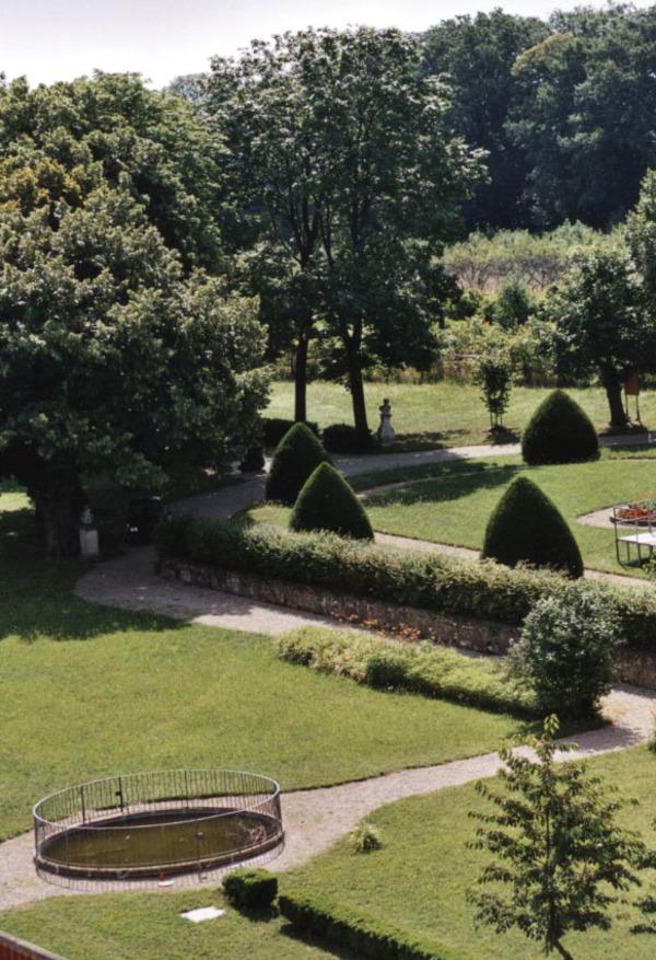 photo cours melchior philibert jardin patrimoine
